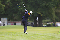 Sebastian Heisele (GER) on the 9th fairway during Round 2 of the Bridgestone Challenge 2017 at the Luton Hoo Hotel Golf &amp; Spa, Luton, Bedfordshire, England. 08/09/2017<br /> Picture: Golffile | Thos Caffrey<br /> <br /> <br /> All photo usage must carry mandatory copyright credit     (&copy; Golffile | Thos Caffrey)