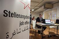2016/01/27 Berlin | Jobcenter für Flüchtlinge