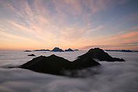 Lofoten Islands Summer 2018