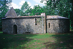 AE2KPD Ancient saxon church Cockley Cley Norfolk England