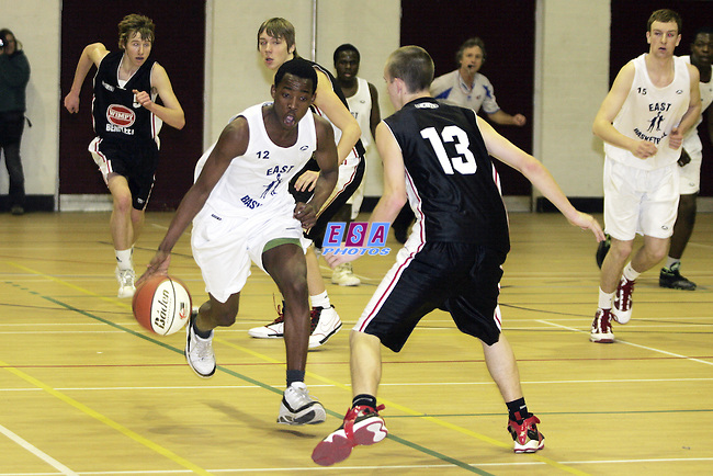 England Basketball League Boys U16 Saturday 6th Feb 2010 VENUE: South East Essex College