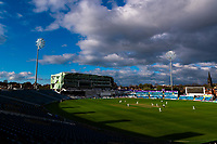 Picture by Alex Whitehead/SWpix.com - 22/04/2018 - Cricket - Specsavers County Championship Div One - Yorkshire v Nottinghamshire, Day 3 - Emerald Headingley Stadium, Leeds, England - A General View.