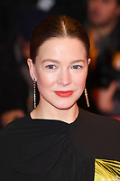 BERLIN, GERMANY - FEBRUARY 7: Hannah Herzsprung attend The Kindness Of Strangers premiere and Opening Night Gala of the 69th Berlinale International Film Festival Berlin at the Berlinale Palace on February 7, 2018 in Berlin, Germany.<br /> CAP/BEL<br /> ©BEL/Capital Pictures