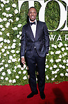 NEW YORK, NY - JUNE 11:  Corey Hawkins attends the 71st Annual Tony Awards at Radio City Music Hall on June 11, 2017 in New York City.  (Photo by Walter McBride/WireImage)