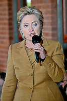 Hillary Clinton 2008 Election Campaign By Jonathan Green