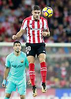 Athletic de Bilbao's Unai Nunez during La Liga match. October 28,2017. (ALTERPHOTOS/Acero) /NortePhoto.com