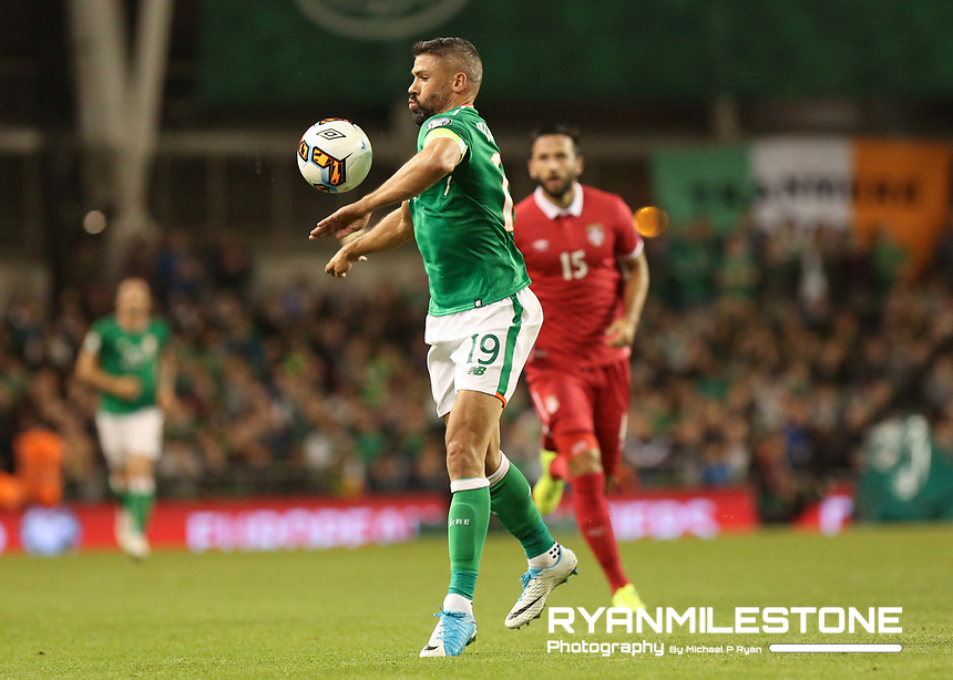 2018 Fifa World Cup Qualifying Round Br Republic Of Ireland Vs Serbia