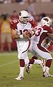 Kurt Warner, of the Arizona Cardinals, in action against the Dallas Cowboys on August 13, 2005...Arizona wins 13-11..Jason Wise / SportPics