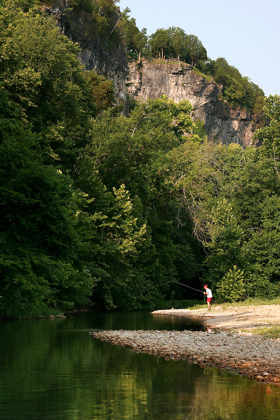 Mineral Fork, Smallmouth, Missouri