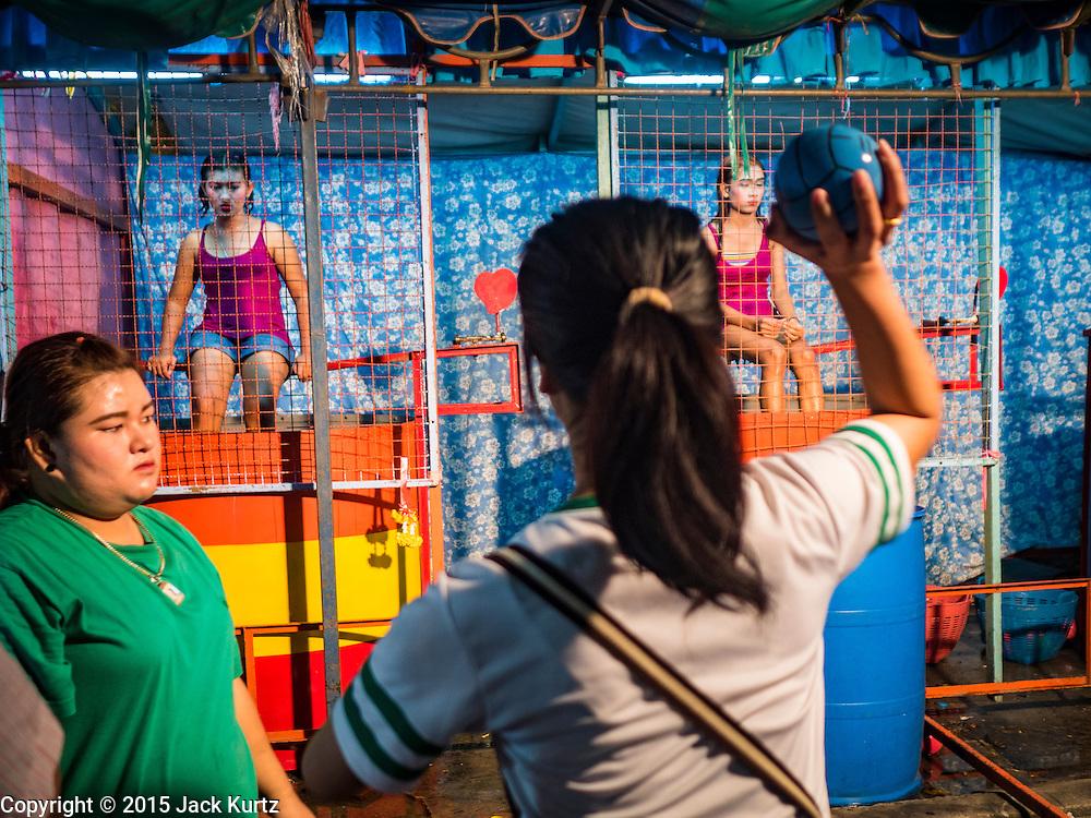 Wat Saket Temple Fair   Jack Kurtz: Photojournalist & Travel