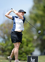 Lisa Herbert, Man/Wang, 2019 New Zealand Women's Interprovincials, Maraenui Golf Club, Napier, Hawke's Bay, New Zealand, Tuesday 03rd December, 2019. Photo: Sarah Lord/www.bwmedia.co.nz