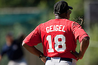 Baseball - MLB European Academy - Tirrenia (Italy) - 21/08/2009 - German Geigel