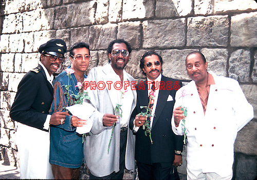 The Temptations 1989