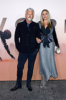 "LOS ANGELES - MAR 5:  Tommy Flanagan, wife Dina at the ""Westworld"" Season 3 Premiere at the TCL Chinese Theater IMAX on March 5, 2020 in Los Angeles, CA"