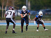Carter Hooper (47) - Norland Vikings (Miami) vs IMG Academy Football on October 26, 2019 at IMG Academy in Bradenton, Florida.  (Mike Janes Photography)