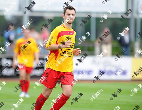 2011-07-31 / Voetbal / seizoen 2011-2012 / KFC Duffel / Ken Vets..Foto: mpics