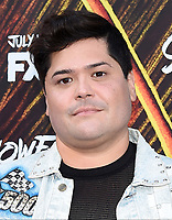 "LOS ANGELES - JULY 08: Actor Harvey Guillen attends the Red Carpet Event for FX's ""Snowfall"" Season Three Premiere Screening at USC Bovard Auditorium on July 8, 2019 in Los Angeles, California. (Photo by Frank Micelotta/PictureGroup)"