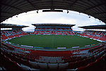 The Britannia Stadium, home of Stoke City FC. Photo by Tony Davis