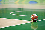 The Ambience Shot, AUGUST 6, 2016 - Basketball : <br /> Women's Preliminary Round <br /> between  Japan 77-73 Belorussiya  <br /> at Youth Arena <br /> during the Rio 2016 Olympic Games in Rio de Janeiro, Brazil. <br /> (Photo by Yusuke Nakanishi/AFLO SPORT)
