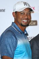 Tiger Woods, asiste a una conferencia de prensa para promover Golf Copa Bridgestone América en el Hotel Presidente Intercontinental 20 de octubre de 2015, Ciudad de México.<br /> Photo:©FranciscoMorales/DAMMPHOTO/NortePhoto.com