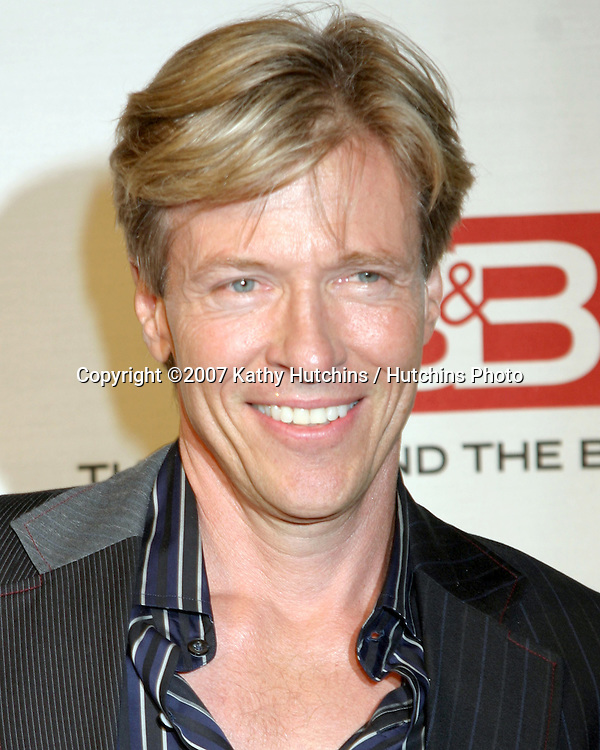 Jack Wagner.The Bold & The Beautiful 20th Anniversary Party.Two Rodeo Drive.Beverly Hills, CA.March 25, 2007.©2007 Kathy Hutchins / Hutchins Photo.