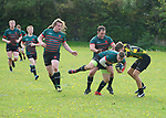 23/09/2017.  Stamford Welland Academy,  United Kingdom. Stamford College Old Boys v Deeping RFC Jonathan Clarke / JPC Images
