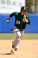 March 23, 2010:  Chris O'Dowd of the Dartmouth Big Green during a game at the Chain of Lakes Stadium in Winter Haven, FL.  Photo By Mike Janes/Four Seam Images