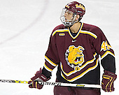 Andrew Winnik - The Boston College Eagles and Ferris State Bulldogs tied at 3 in the opening game of the Denver Cup on Friday, December 30, 2005, at Magness Arena in Denver, Colorado.  Boston College won the shootout to determine which team would advance to the Final.