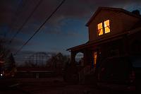 Braddock, PA, January 31, 2012 -