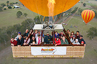20141011 October 11 Hot Air Balloon Gold Coast