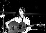 Leonard Cohen 1976 at the Royal Albert Hall<br /> © Chris Walter