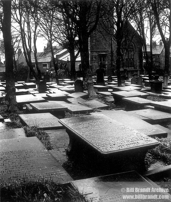 Haworth Churchyard