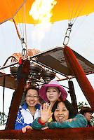 20130223 February 23 Hot Air Balloon Cairns
