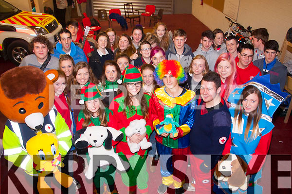 Appeal<br /> --------<br /> Members of Tralee Red Cross gathered in unit 4,Killerisk Business pk,Tralee last Thursday night to launch their Christmas toy appeal for Cashel Ward,KGH and Tralee Childrens Christmas party