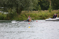 Race: 71  W.1x (Band 1)  Heat 1<br /> <br /> Peterborough Summer Regatta 2018 - Sunday<br /> <br /> To purchase this photo, or to see pricing information for Prints and Downloads, click the blue 'Add to Cart' button at the top-right of the page.