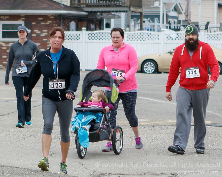 "2015 6th Annual Relay For Life Spring 5K in Tiltonsville, OH on March 21, 2015. The first race of the ""Taking Strides Towards Better Health"" Grand Prix Race Series. Diane McCracken, race director."
