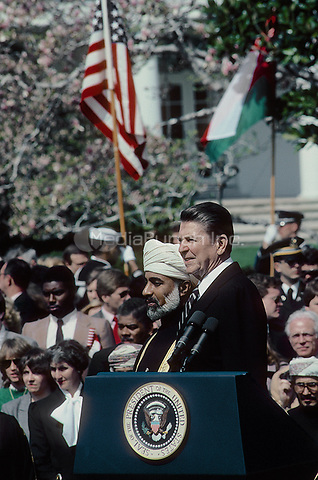 Washington, DC., USA, April 12, 1983<br />