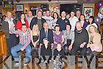 Margaret Howe, Castledrum, Keel seated centre who celebrated her 60th birthday with her family and friends in the Anvil Bar Boolteens on Friday night..