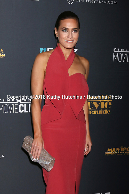 LOS ANGELES - FEB 2:  Caitlin Leahy at the 26th MovieGuide Awards at the Universal Hilton Hotel on February 2, 2018 in Universal City, CA