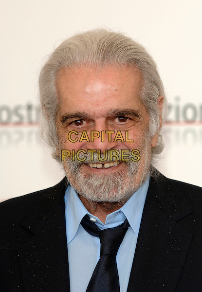 OMAR SHARIF.La Biennale, Venezia.62nd Venice Film Festival, Italy.09 sEPTEMBER 2005.Ref: PL.portrait headshot beard facial hair gap in teeth.www.capitalpictures.com.sales@capitalpictures.com.©Capital Pictures.