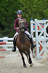 Class 2. British showjumping. Brook Farm training centre. Essex. 12/05/2018. ~ MANDATORY Credit Garry Bowden/Sportinpictures - NO UNAUTHORISED USE - 07837 394578