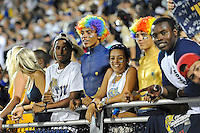 1 October 2011:  Fans cheer for FIU in the first half as the Duke University Blue Devils defeated the FIU Golden Panthers, 31-27, at FIU Stadium in Miami, Florida.