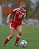 Center Moriches No. 12 Catherine Nolan controls the ball during the varsity girls' soccer Class B Long Island Championship against Carle Place at Adelphi University on Saturday, November 7, 2015. Center Moriches won 3-2 in overtime.
