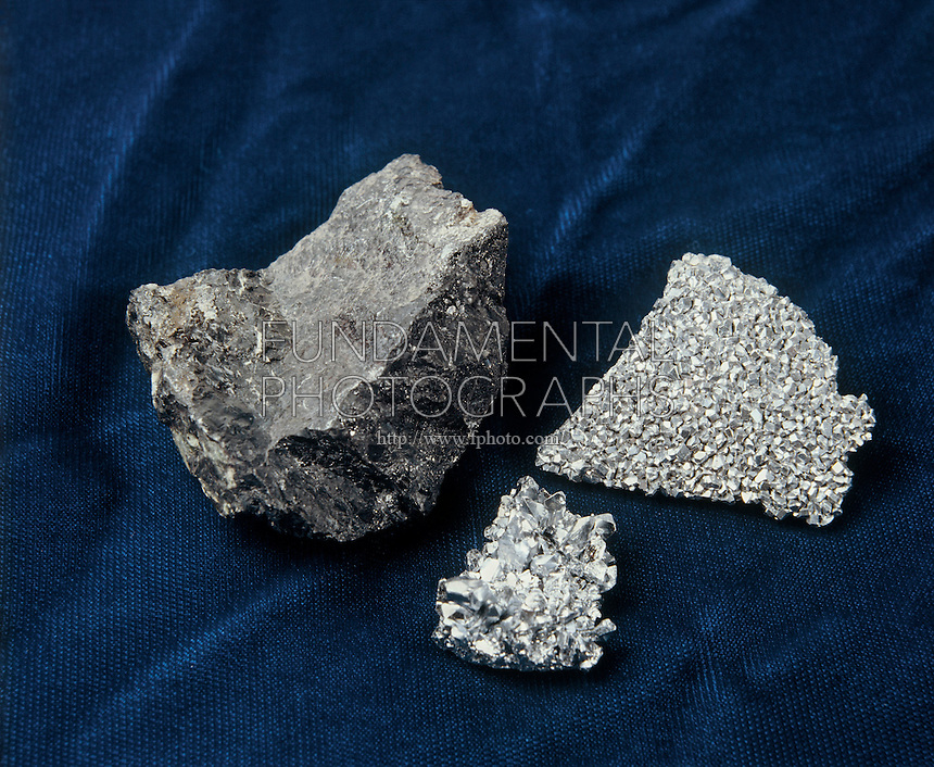 CHROMIUM<br /> With Chromite<br /> Iron Chromium Oxide (FeCr2O4) is the principal ore of Chromium.
