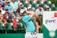 Matthew Fitzpatrick (ENG) during the final round of the Nedbank Golf Challenge hosted by Gary Player,  Gary Player country Club, Sun City, Rustenburg, South Africa. 11/11/2018 <br /> Picture: Golffile | Tyrone Winfield<br /> <br /> <br /> All photo usage must carry mandatory copyright credit (&copy; Golffile | Tyrone Winfield)