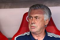 Carlo Ancelotti Bayern Monaco<br /> Monaco 02-08-2017  Stadio Allianz Arena<br /> Football Audi Cup 2017 <br /> Bayern Monaco - Napoli<br /> Foto Cesare Purini / Insidefoto