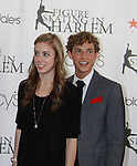 Ashley Wagner - Adam Rippon - The 2012 Skating with the Stars - a benefit gala for Figure Skating in Harlem celebrating 15 years on April 2, 2012 at Central Park's Wollman Rink, New York City, New York.  (Photo by Sue Coflin/Max Photos)