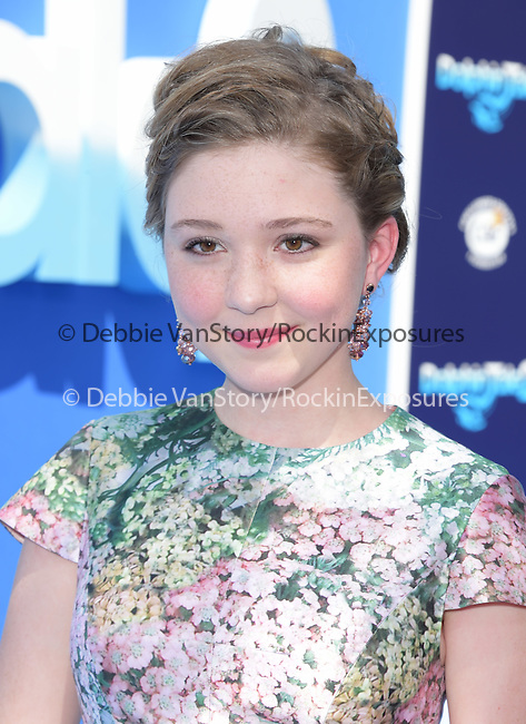 """Cozi Zuehlsdorff attends The Warner Bros Pictures L.A. Premiere of """"Dolphin Tale 2"""" held at The Regency Village Theatre in Westwood, California on September 07,2014                                                                               © 2014 Hollywood Press Agency"""