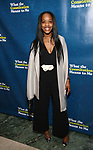 "Thursday Williams attends the Broadway Opening Night Performance After Party for  ""What The Constitution Means To Me"" at Ascent Lounge on March 31, 2019 in New York City."