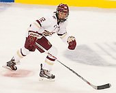 Kenzie Kent (BC - 12) - The Boston College Eagles defeated the visiting UConn Huskies 4-0 on Friday, October 30, 2015, at Kelley Rink in Conte Forum in Chestnut Hill, Massachusetts.